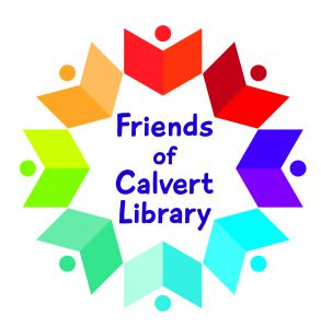 Friends of Calvert Library Logo