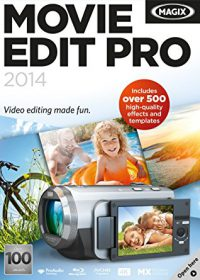 Magix Movie Edit Pro 2014 image