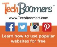 Tech Boomers logo