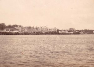 Amusement Park; located in Chesapeake Beach.