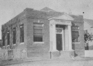 1930-1939 Old Prince Frederick Bank
