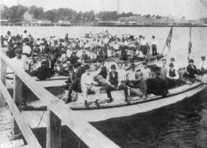 1920-1929 Chesapeake Beach Fishing Party