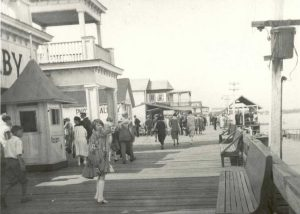 1920-1929 Chesapeake Beach boardwalk