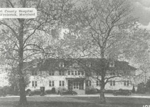 1930-1939 Calvert County Hospital
