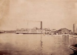 Steamboat; Dreamland at Solomons Island.
