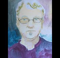 Calvert Librarian McNevin