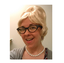 Calvert Librarian Julia