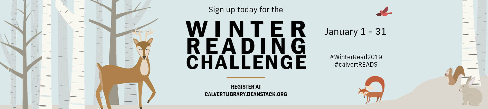 Winter Reading 2019 image